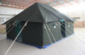 military ridge tent, hiproof tent, army tent, pakistan army tents, pakitan military products, frame tent, waterproof tent, fireproof tent, buy army tent