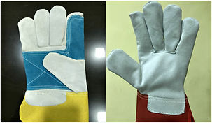 working gloves, leather gloves, cow gloves, palm patch gloves, buy working gloves, working gloves pakistan, working gloves import