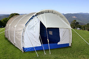 Tunnel Tent, Round Tent, Relief Tent
