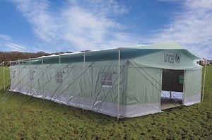 Hospital Tent, School Tent, Frame Tent, Relief Tent, UNICEF Tent