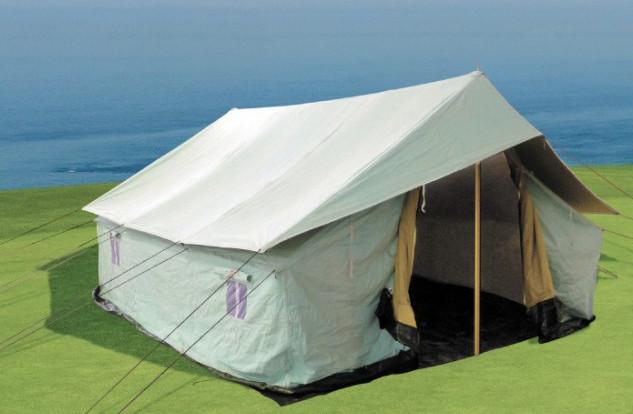 Refugee Tent, Relief Tent, Ridge Tent