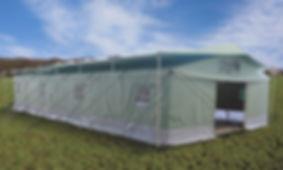 Frame Tent, UNICEF Frame Tent, Canvas frame tent, school tent, hospital tent