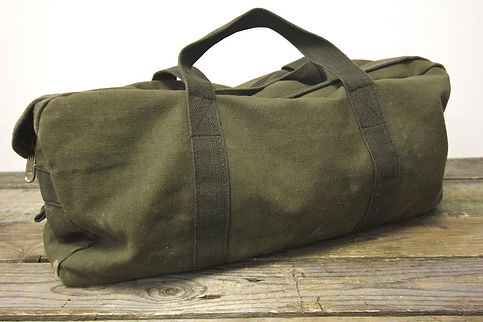 military canvas bag, green canvas bag, army canvas bag, army bags, waterproof canvas bag
