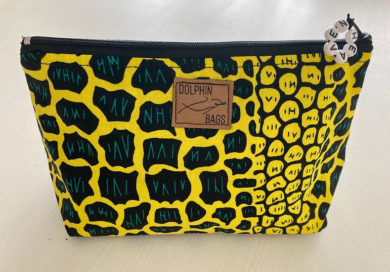 Cosmetic Bag - UZURI 1 - pop art