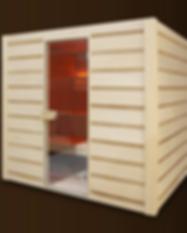 Sauna Vapeur en bois