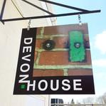 Devon House Sign