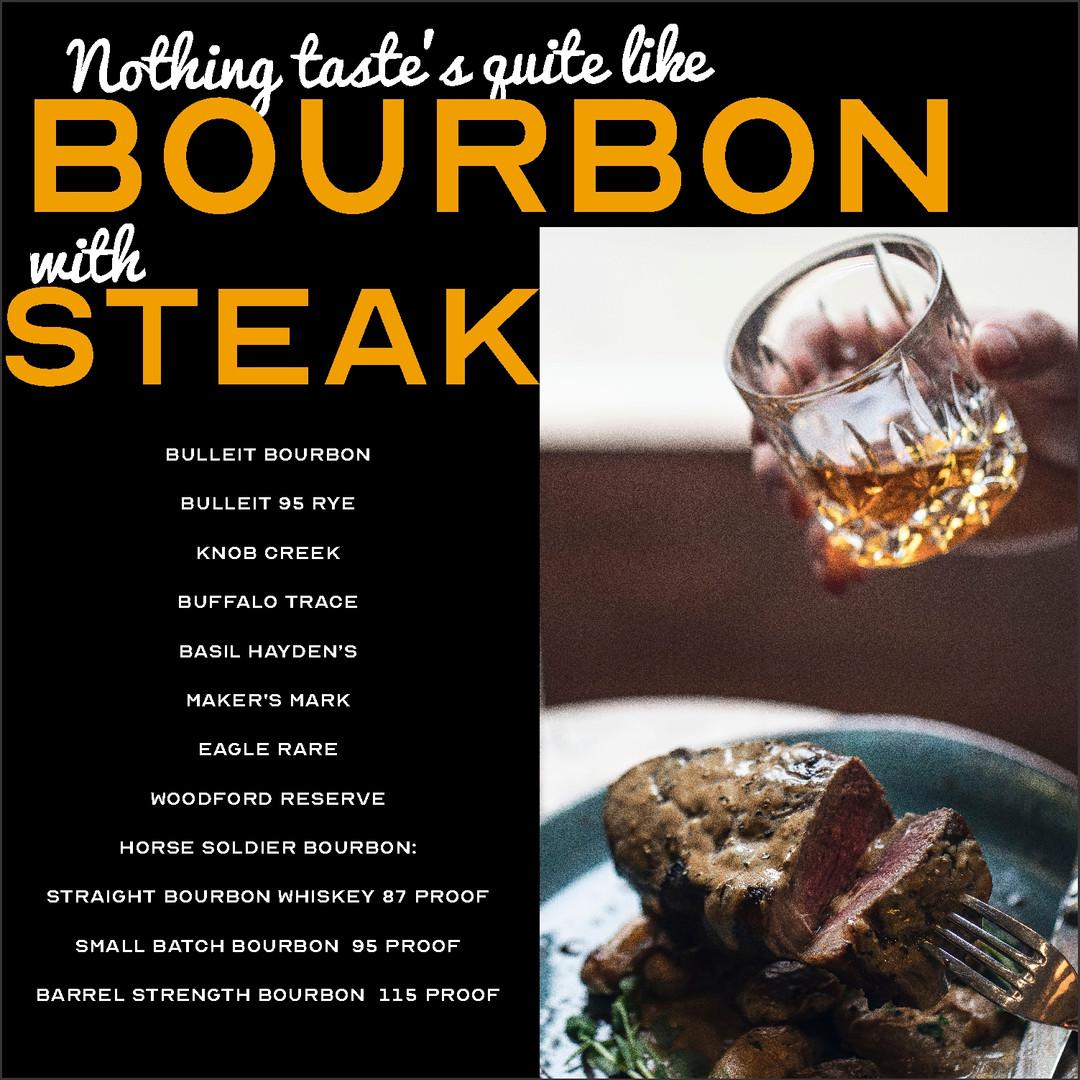 Bourbon_NoBull SteakHouse and Pub restau