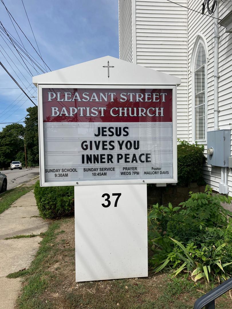Pleasant Street Baptist Church