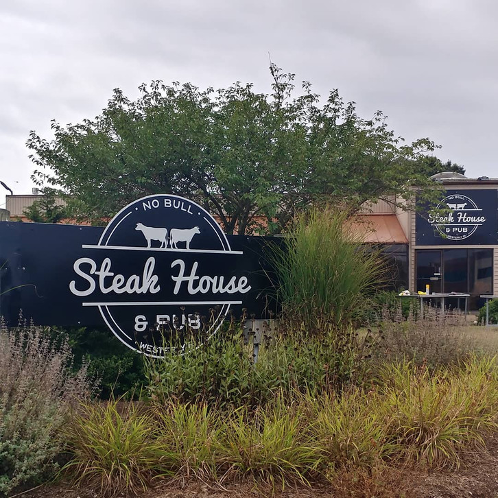 No Bull Steak House