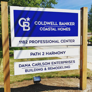 Coldwell Banker sign