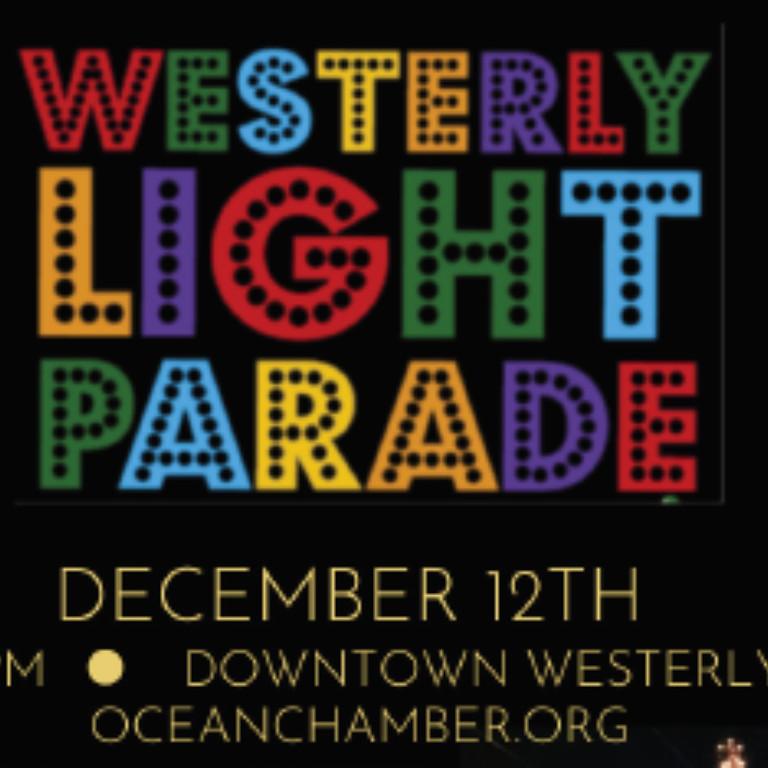 Westerly Light Parade
