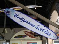 Wind Jammer Surf Bar Sign