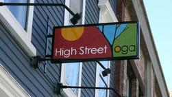 High street Yoga