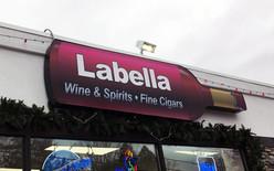 LaBella Wine and Spirit store