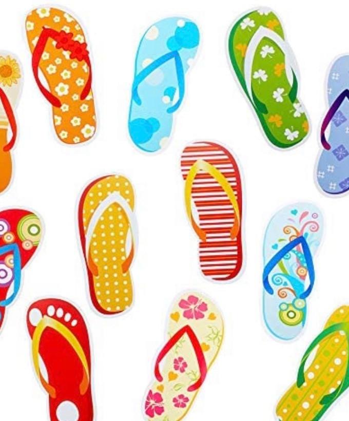 Badelatschen und Schlappen - Kein Schuhwerk für die Schule!