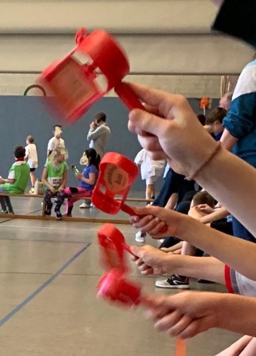 Handballturnier der Partnerschulen