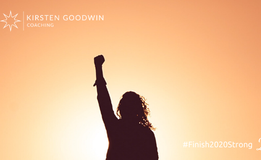 How to #Finish2020Strong by Choosing Which Dream to Pursue