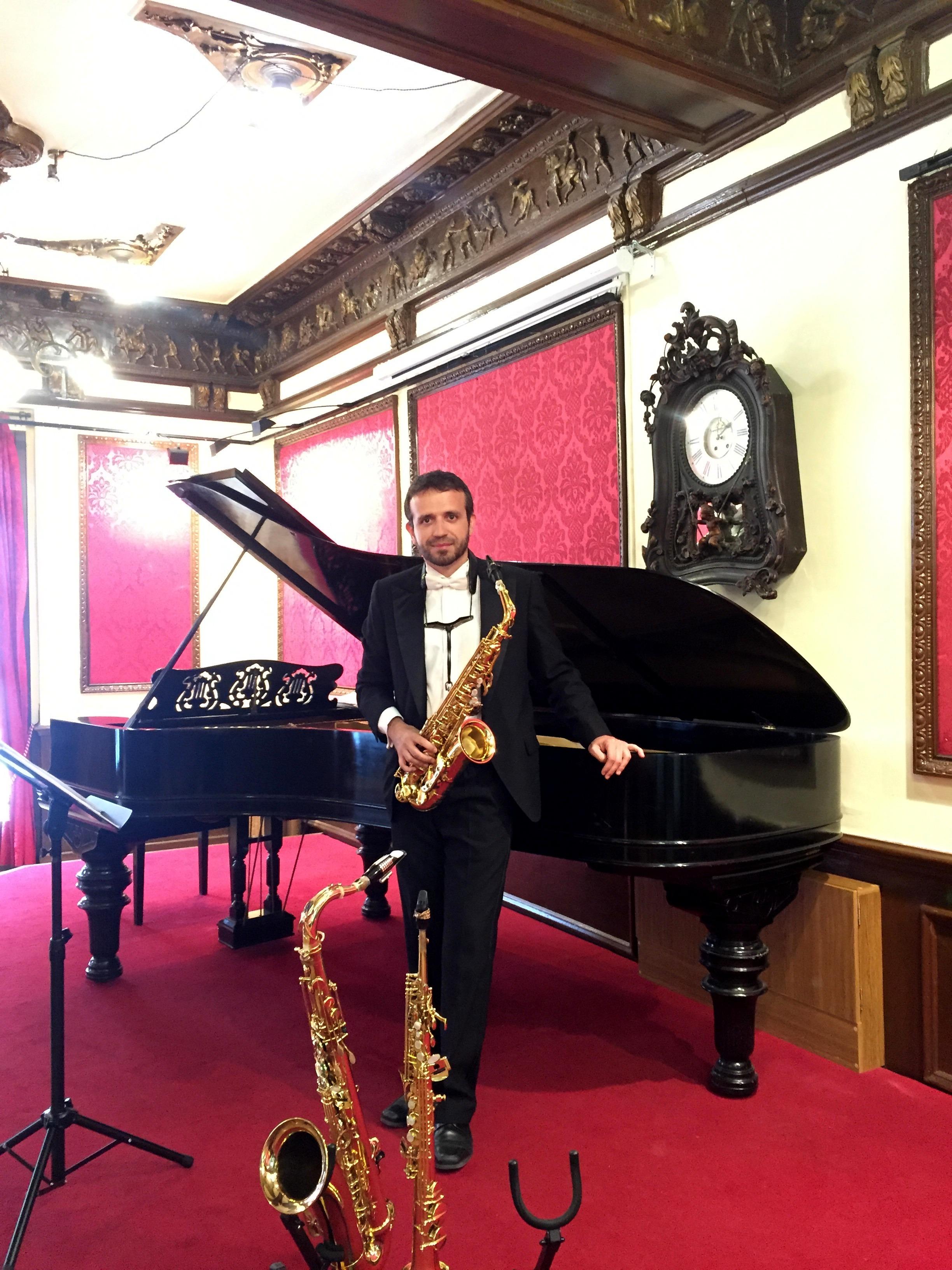 David Hernando Vitores en Soria