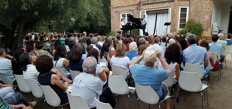 David Hernando Vitores en Madrid