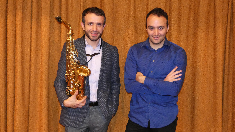 David Hernando Vitores y Sandro' Bakhuas