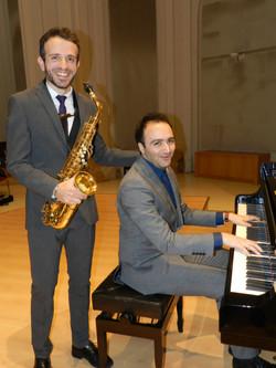 David Hernando Vitores & Bakhuashvil