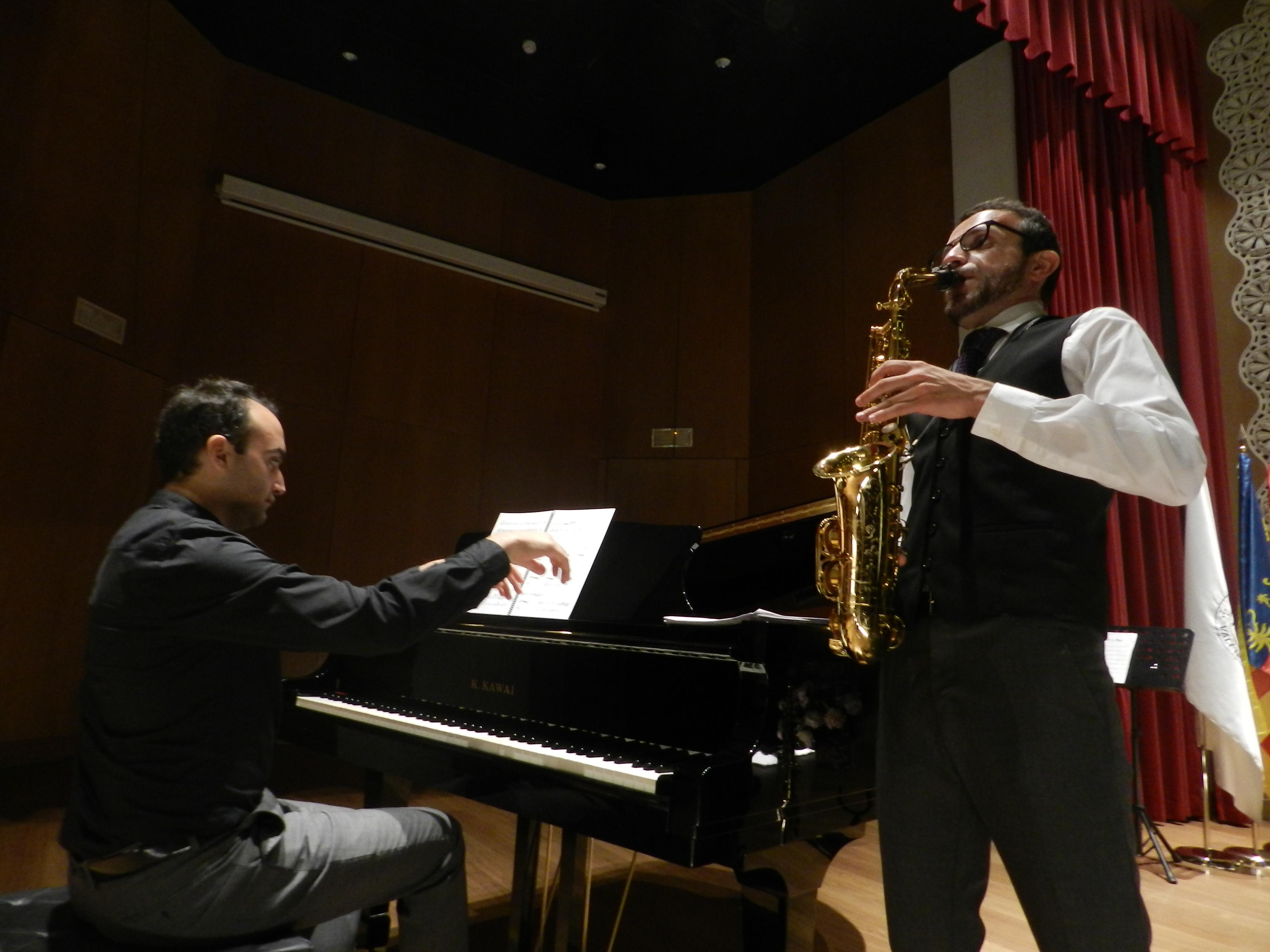 David Hernando Vitores en el Ateneo