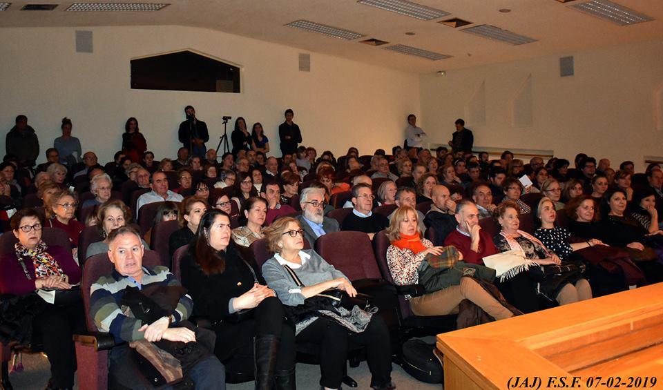 Público concierto: David Hernando Vitore