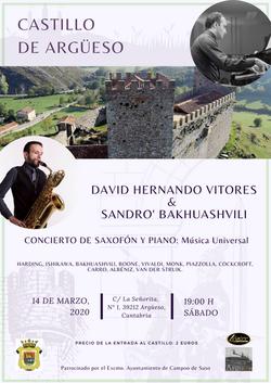 Castillo de Argüeso. David Hernando
