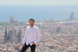 David Hernando Vitores en Barcelona