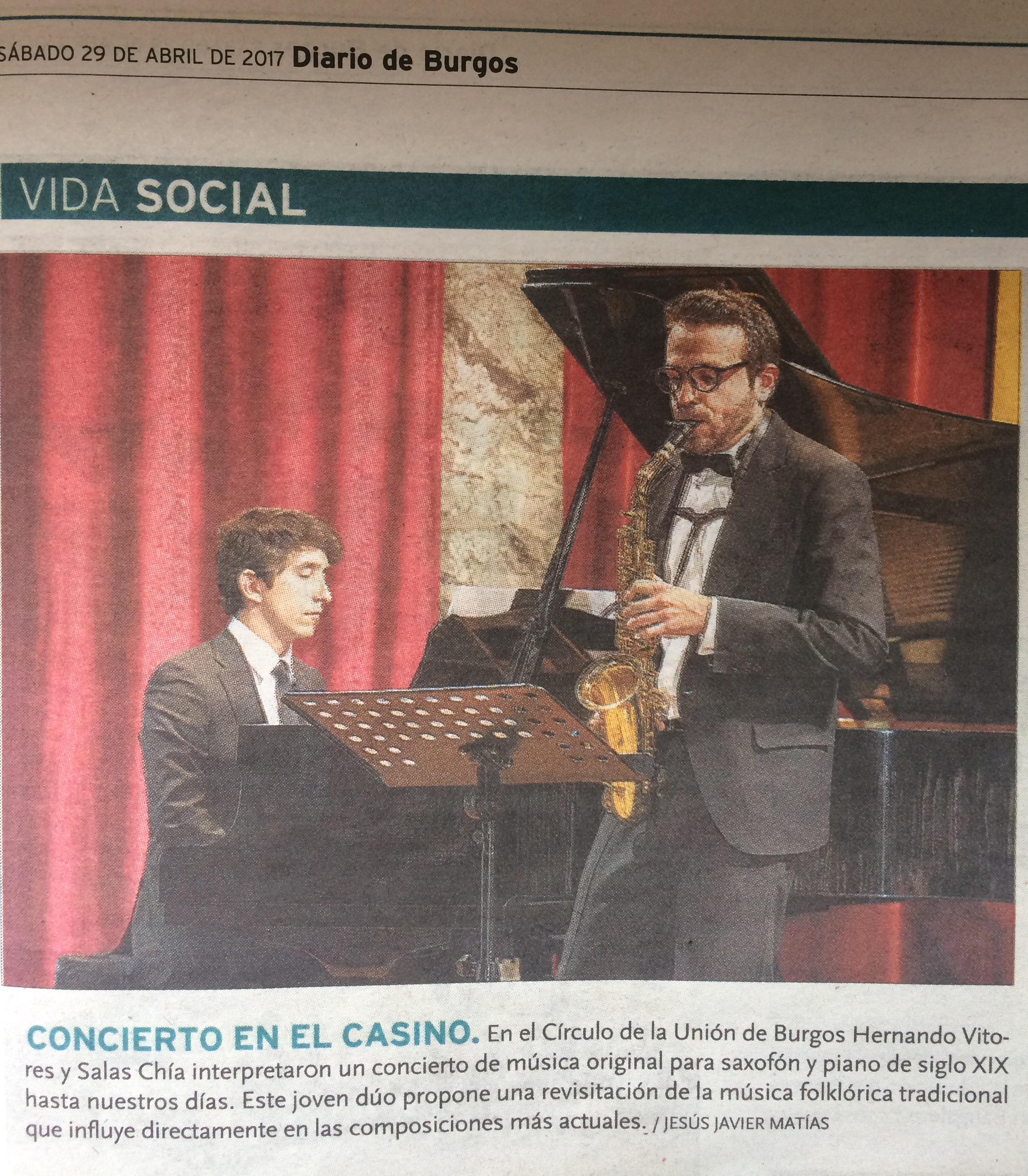 Diario de Burgos 2017