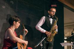 David Hernando saxofonista