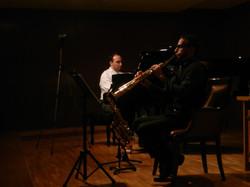 David Hernando Vitores_ Saxofón y piano_