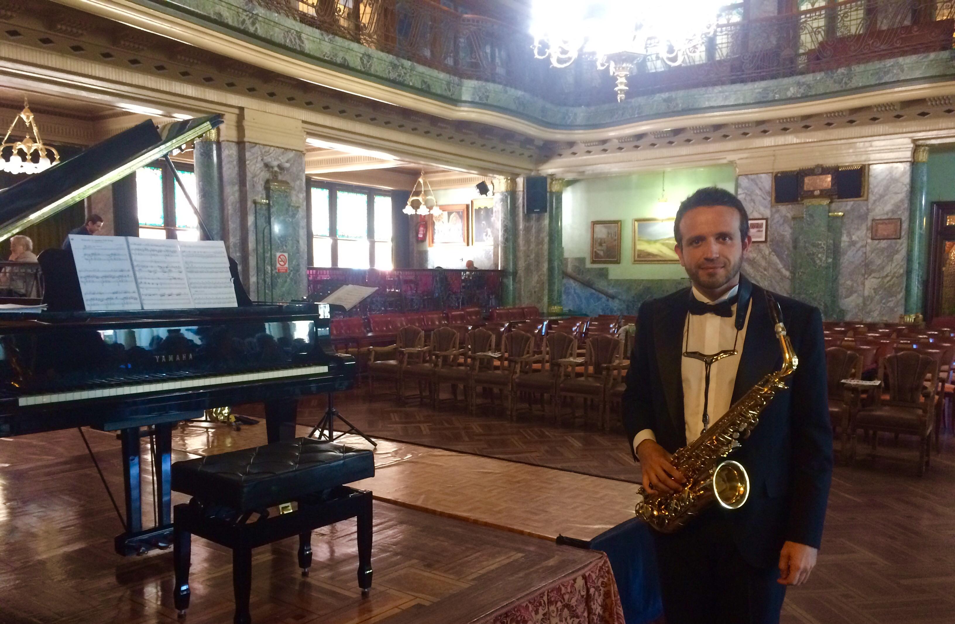 David Hernando en Burgos