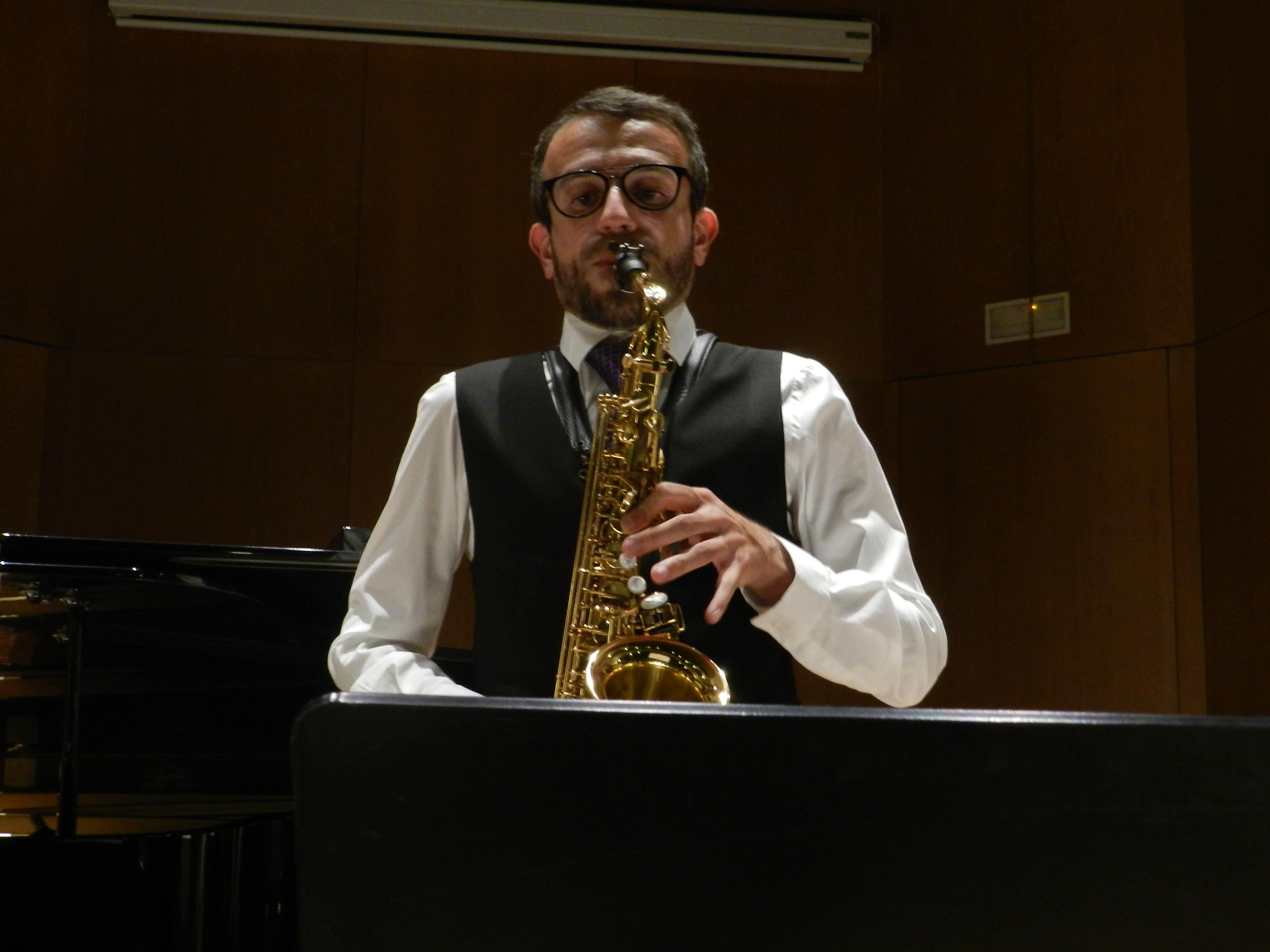 David Hernando Vitores en Valencia