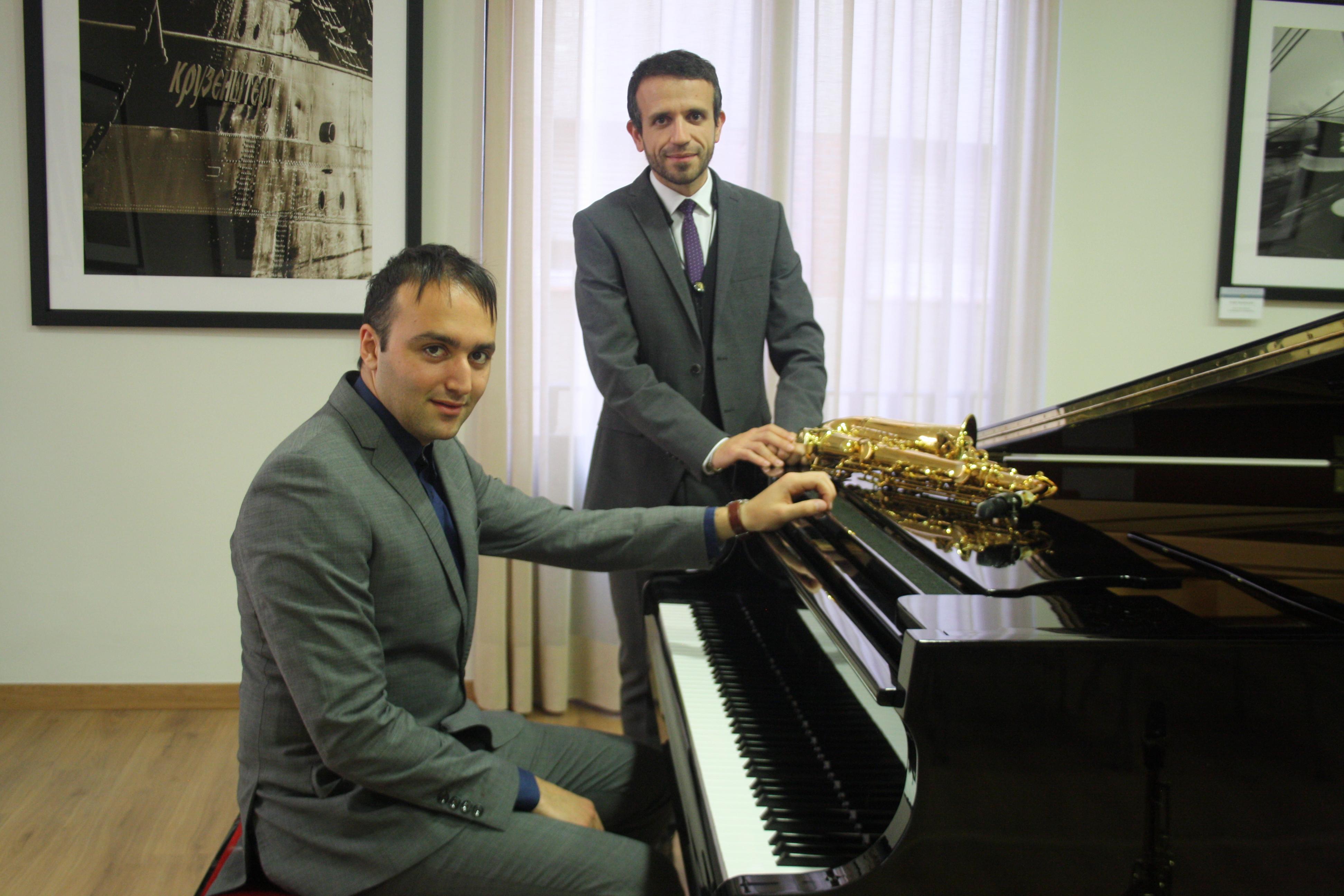 Fundación Casa Rusia. David Hernando