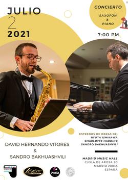 Madrid Music Hall David Hernando Vitores.