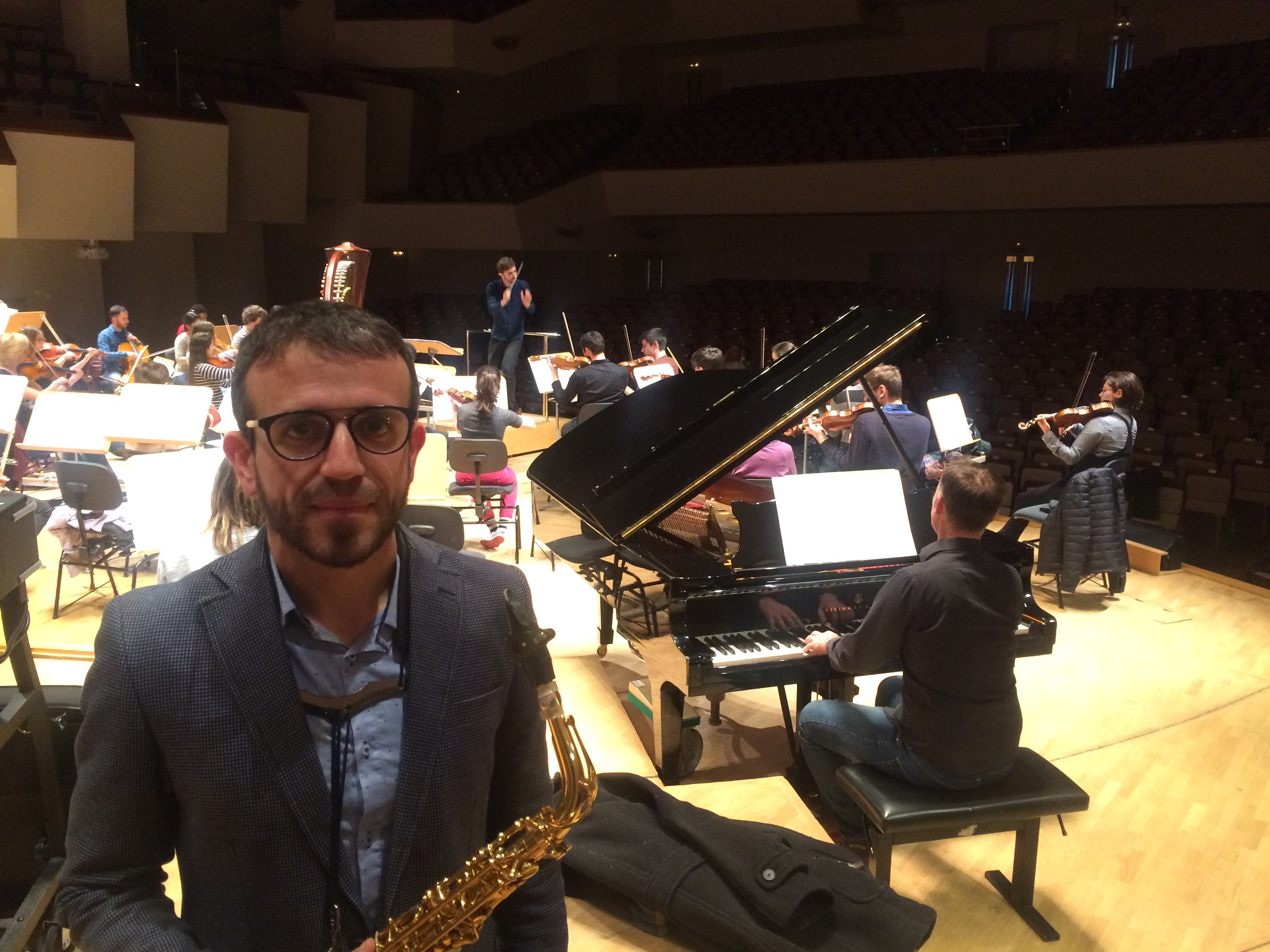 Royal Film Concert Orchestra. David
