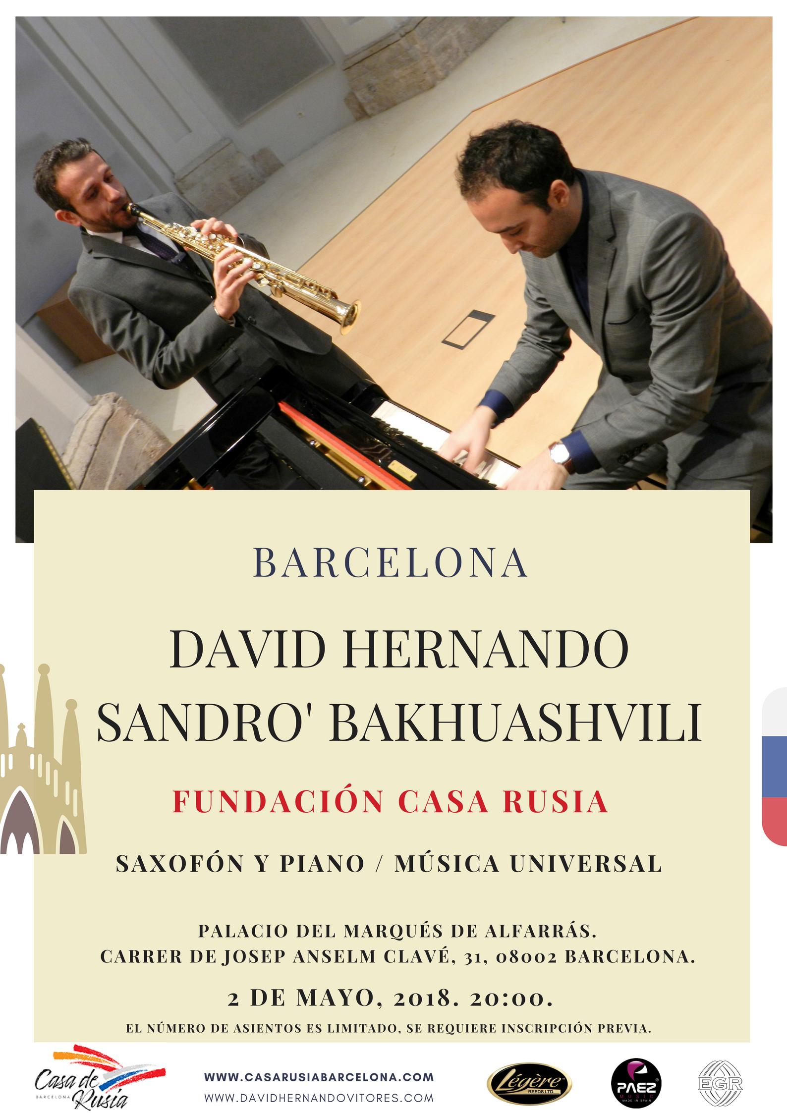 Barcelona - Cartel 2 de mayo