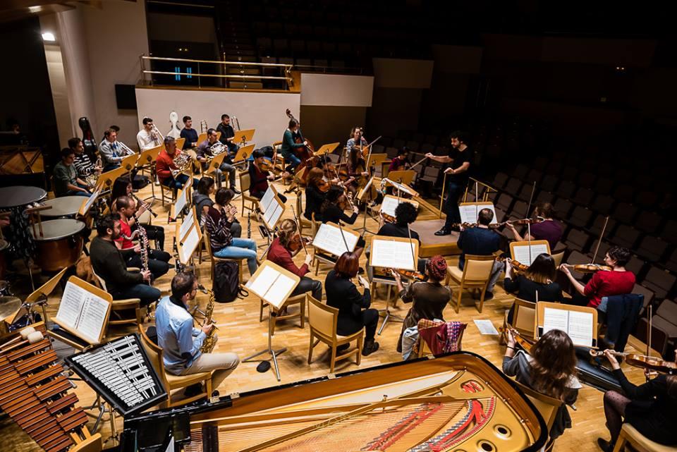 David Hernando - Orquesta Più Mosso