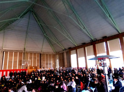 Colegio Japonés - Saxofón y piano.