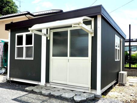 エステートセールご依頼のオールインワン事務所を岡山県まで移設しました!