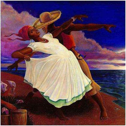 Carribean Pas De Deux