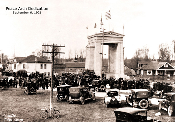 Dedication September 6th, 1921