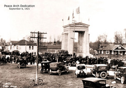 Dedication September 6th, 1921