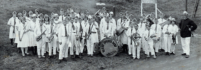 Blaine Juvenile Band