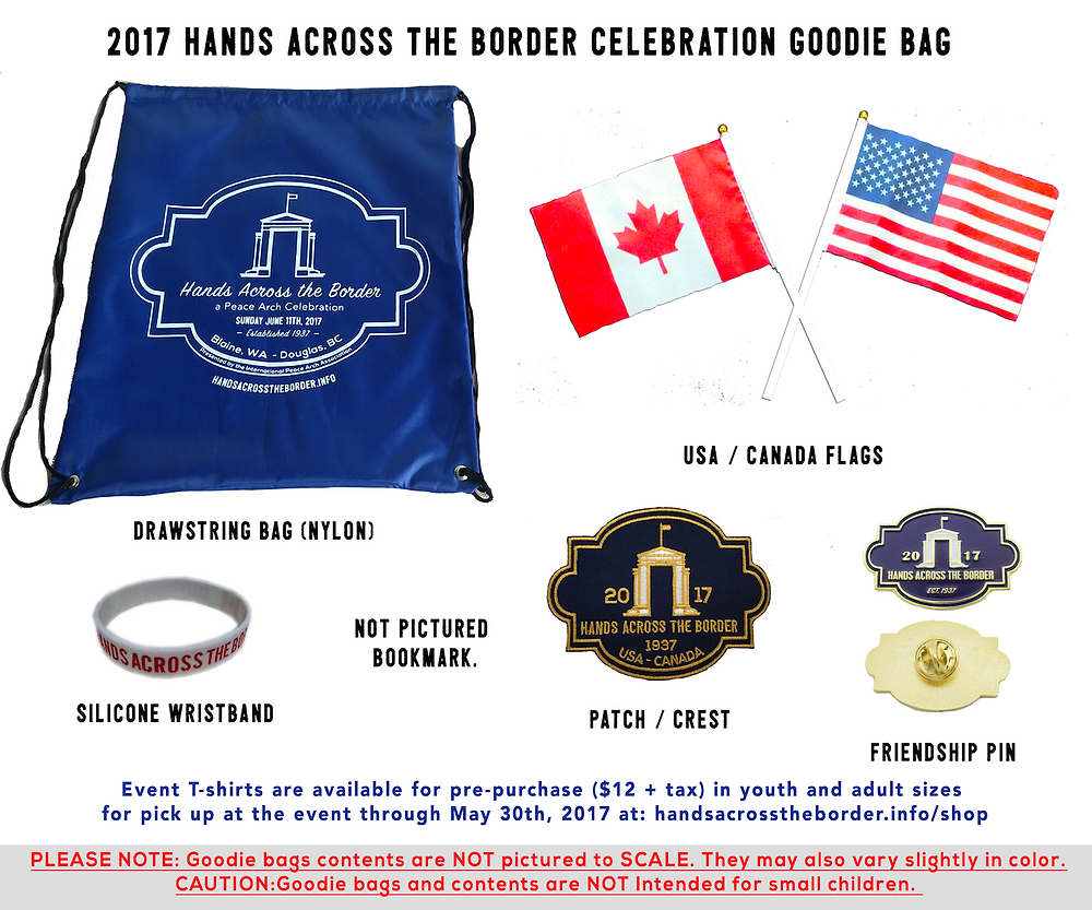 Here it is! The 2017 HATB Goodie Bag!