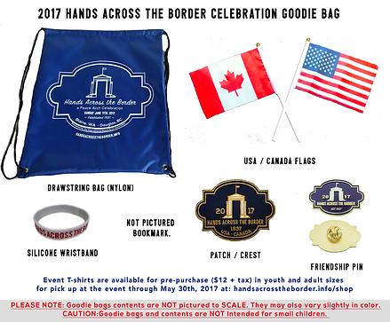 2017 HATB Goodie Bag