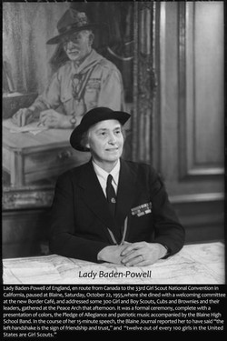 Lady Baden Powell