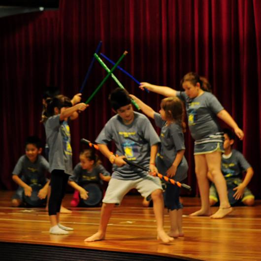 Integrating rhythm into performance
