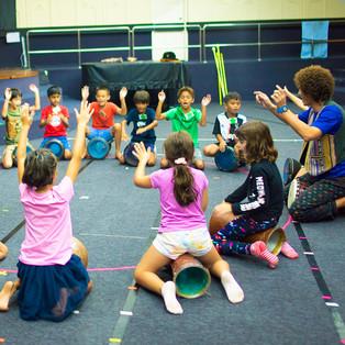 Group rhythm